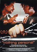 Nothing Personal 1995 Movie poster Ian Hart