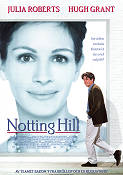 Notting Hill 1999 poster Julia Roberts