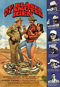 Smokey and the Bandit 2 1980 poster Burt Reynolds Hal Needham