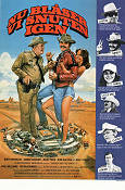 Smokey and the Bandit 2 1980 Movie poster Burt Reynolds