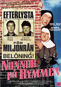 Nuns on the Run 1990 poster Eric Idle
