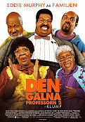Nutty Professor 2 the Klumps 2000 poster Eddie Murphy