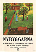 Nybyggarna 1971 Movie poster Jan Troell