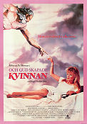 And God Created Woman 1987 poster Rebecca de Mornay Roger Vadim