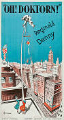 Oh doktorn 1925 poster Reginald Denny Harry A Pollard