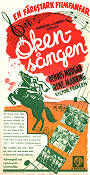 The Desert Song 1944 Movie poster Dennis Morgan