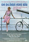 Wish You Were Here 1987 Movie poster Emily Lloyd