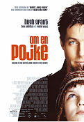 About a Boy 2002 Movie poster Hugh Grant