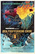 The Island at the Top of the World 1974 poster Donald Sinden Robert Stevenson