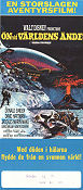 The Island at the Top of the World 1975 poster Donald Sinden