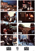 Once Upon a Time in America 1984 lobby card set Robert De Niro Sergio Leone