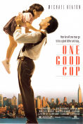 One Good Cop 1991 Movie poster Michael Keaton