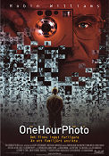 One Hour Photo 2002 Movie poster Robin Williams