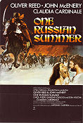 One Russian Summer 1973 poster Oliver Reed Antonio Calenda