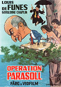 Sur un arbre perch� 1971 Movie poster Louis de Funes
