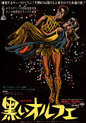 Black Orpheus 1959 Movie poster Mapessa Dawn Marcel Camus