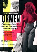 Ormen 1966 Movie poster Hans Abramson