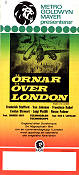 Eagles Over London 1971 Movie poster Frederick Stafford
