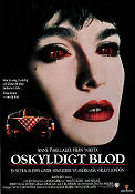 Innocent Blood 1993 Movie poster Anne Parillaud John Landis