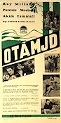 Untamed 1940 poster Ray Milland