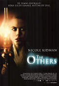 The Others 2001 poster Nicole Kidman Alejandro Amenabar