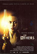 The Others 2001 Movie poster Nicole Kidman Alejandro Amenabar