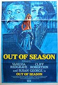 Out of Season 1975 Movie poster Vanessa Redgrave