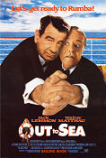 Out To Sea 1997 Movie poster Jack Lemmon