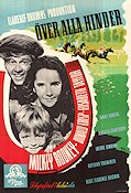 National Velvet 1946 Movie poster Mickey Rooney