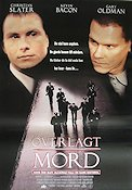 Murder in the First 1995 poster Christian Slater
