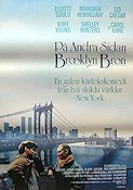Over the Brooklyn Bridge 1984 Movie poster Elliott Gould
