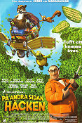 Over the Hedge 2006 poster Tim Johnson
