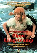 Pippi on the Run 1970 Movie poster Inger Nilsson Olle Hellbom