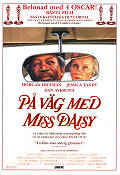 Driving Miss Daisy 1994 Movie poster Morgan Freeman