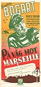 Passage to Marseille 1944 Movie poster Humphrey Bogart