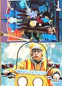 The Pagemaster 1994 lobby card set Macaulay Culkin