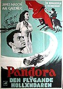 Pandora and the Flying Dutchman 1951 poster James Mason