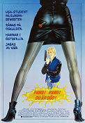 Gotcha 1985 poster Anthony Edwards