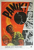 Crack in the World 1965 Movie poster Dana Andrews