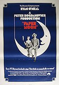 Paper Moon 1973 Movie poster Ryan O'Neal