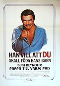 Paternity 1981 poster Burt Reynolds