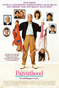 Parenthood 1989 poster Steve Martin Ron Howard
