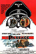 The Passage 1979 poster Anthony Quinn