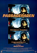 Passageraren 1996 Movie poster Peter Andersson Michael Druker
