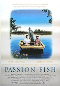 Passion Fish 1992 poster Mary McDonnell
