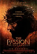 The Passion of the Christ 2003 poster Jim Caviezel