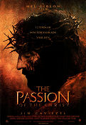 The Passion of the Christ 2004 poster Jim Caviezel Mel Gibson