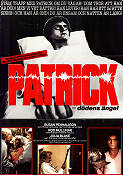 Patrick 1978 poster Robert Helpmann Richard Franklin