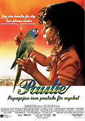 Paulie 1997 Movie poster Gena Rowlands