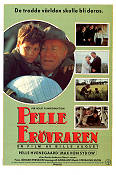 Pelle Erövraren 1987 Movie poster Max von Sydow Bille August